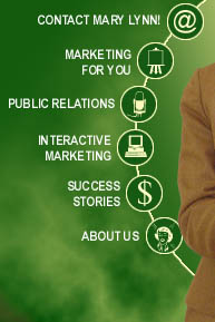 Marketing for You - Public Relations - Interactive Marketing - Success Stories - About Us